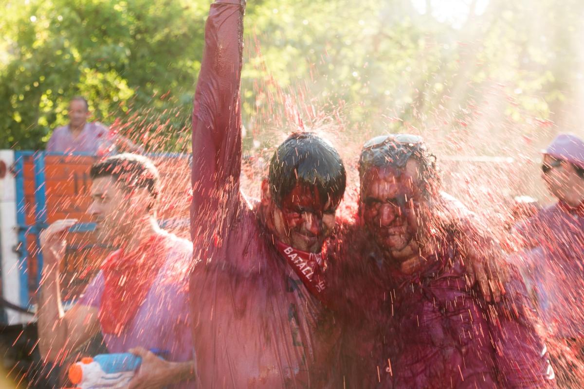 Hecho En España: Battle of Wine Festival