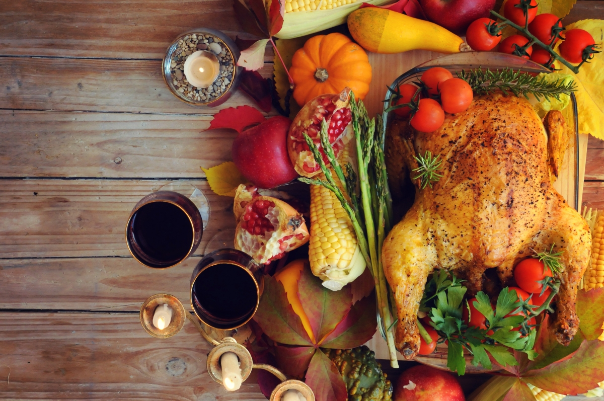 5 Turkey Recipes & Wine Recs