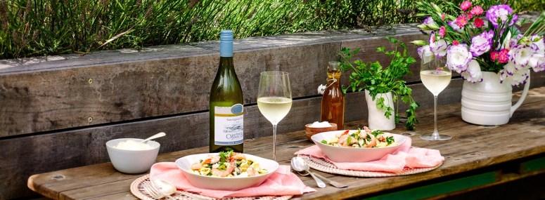 Oyster-Bay-Sauvignon-Blanc-and-Prawn-Orecchiette-Banner