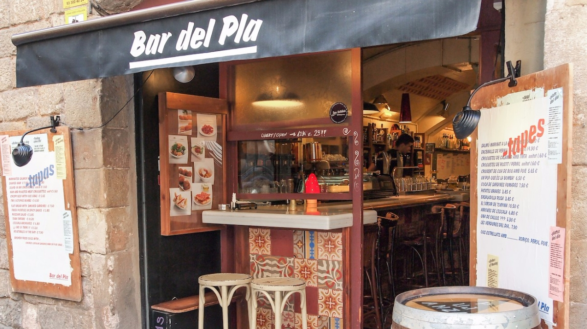 Local's Favorite Barcelona: Bar del Pla